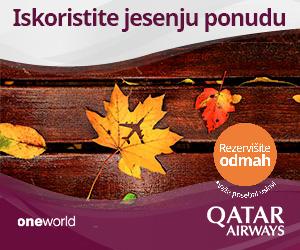 Qatar Airways - October promo