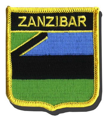 Zanzibar Shield Patch 9951 zastava